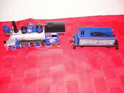 Hawthorne Silver Moonlight Express Wolf Train Set With Cars,tracks   1578