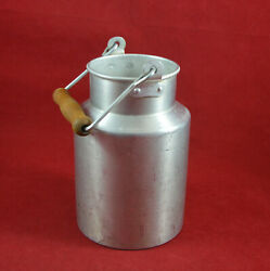 German Wwii Wehrmacht Soldier Aluminum Container For Soup Food War Relic