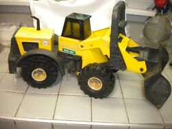 Tonka Mighty Front End Loader Probably In The Late 1990and039s Used
