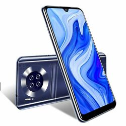 6.3 Inch Cheap Android 9.0 Cell Phone Unlocked Dual Sim Smartphone Attandt-mobile