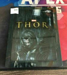 Thor - Limited Steelbook Lenticular Edition [3d - Blu-ray] As Is X104