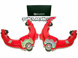 Skunk2 516-05-0004 Pro Series Camber Kits For 04-08 Acura Tsx Tl Front