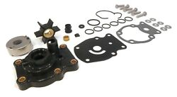 Water Pump Repair Kit For 1980 1985-1996 Evinrude And Johnson 25hp Outboard Motor