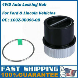 For 99-04 Ford Super Duty 4x4 - Automatic Front Lockout - Auto Locking Hub Lock