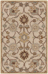 Surya Cae-1081 Caesar Classic Traditional Oval Moss 8and039 X 10and039 Oval Area Rug