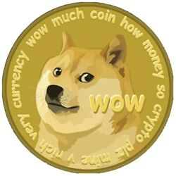 200 Doge Coin Crypto Currency