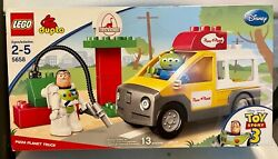 Lego 5658 Duplo Toy Story - Pizza Planet Truck - Misb Please See Photos
