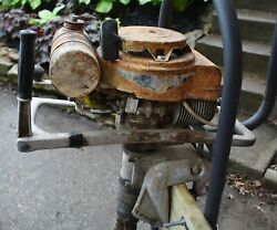 Vintage Lauson Tecumseh Outboard Motor Working Condition Early 1960's