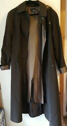 East 5th Coat Womens Large Removable Lining New with tags.
