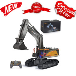 Remote Control Excavator Toy Rc Excavator 22 Channel Upgrade Full Functional