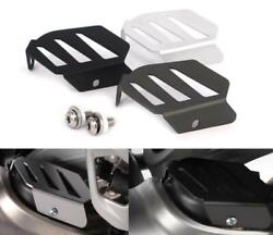 Exhaust Flap Guard Cover Protector For Bmw R1200gs Lc 13-18 Adventure 2013-2018