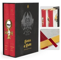 Sisters Of Battle Collection Limited Edition Warhammer Adepta Sororitas In Hand