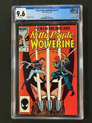 Kitty Pryde And Wolverine 5 Cgc 9.6 1985