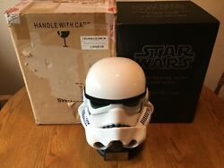 Master Replicas Star Wars Stormtrooper Helmet Anh Limited Edition Sw-153