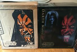 Sideshow Collectibles Star Wars Darth Maul Life-size Bust 11 Statue