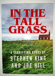 Stephen King Joe Hill In The Tall Grass Indie Bookstore Day Limited Exclusive