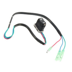 Boat Trim And Tilt Switch A For Yamaha 703-82563-02 703-82563-01 Power Motor Black