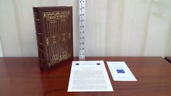 God Gave Us This Country Gilbert Leather Book Easton Press 1994. Unread