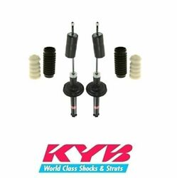 Kyb Excel-g Rear Shock Absorbers W/ Bellows Fit Acura Cl Tl Honda Accord 98-03