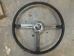 1940and039s 1950and039s Buick Roadmaster Original Steering Wheel Hot Rod Rat 1932 Ford