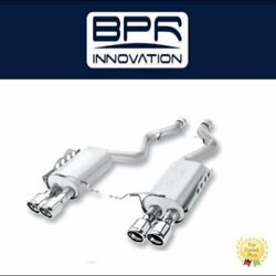 Borla E92 M3 Coupe Fits 2008-2013 Rear Section Exhaust S-type 4.0l V8 Rwd -11764