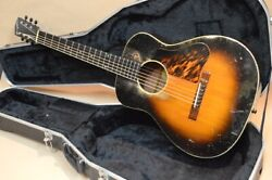 Used Recording King Carson Robison 1935 Acoustic Guitar Xrn103