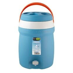 Gio' Style Thermos Bottle Thermal Fiesta 16h Of Cold Berth 361.8oz Blue
