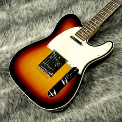 Fender Usa American Deluxe Telecaster N3 3 Color Sumburst Electric Guitar
