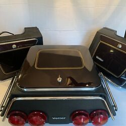 Honda Motorcycle-vintage Vetter Tailtrunk And Luggage