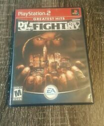 Def Jam Fight For Ny Playstation 2 2004 Greatest Hits