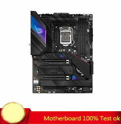 For Asus Rog Strix Z590-e Gaming Wifi Motherboard 128gb Ddr4 100 Test Work