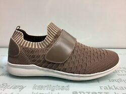 Propet Travel Bound Strap Shoes Smoked Taupe Womenand039s Size 12 Mb. ✨