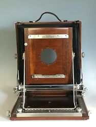 Deardorff 8x10 View Camera Chicago Large Format Photography