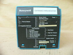 Honeywell S7830a1005 7800 Series Burner Control Expanded Annunciator
