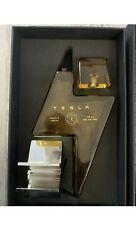 Tesla Tequila Bottle By Elon Musk Sold Out Very Rare Must Buy Great Deal