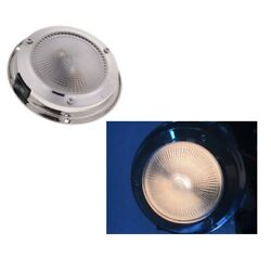 Marine Car Vehicle Dome Roof Ceiling Interior Reading Light Lamp Round