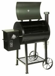 Pit Boss 8 In 1 Wood Pellet Grill Smoker Flame Broiler Outdoor Bbq With Temp