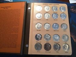 Complete Kennedy Half Dollar Set 1964-2011 - P-d-s-proof And S-silver Proof