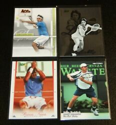 Tennis Trading Card Stars And Fan Favorite Single | You Pick