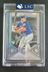 2019 Topps Museum Pete Alonso Black Frame Rookie Auto /5 🔥 Rc