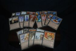 Magic The Gathering Antiquities 2x All Tron Lands, Urza's Tower, Urza's Mine,