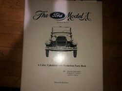 Ford Model A Restoration Books And Shop Manual