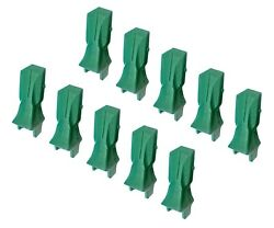 10 Hd Excavator/loader Rock Penetrator Teeth 40arxe Fits Volvo Drp Systems
