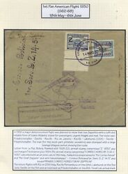 Bolivia Specialised Transatlantic Zeppelin Collection 1930-1932 9 Covers