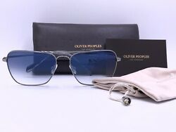 Rare Oliver Peoples Patten Ov1060s 5038/3f Vfx Photochromic Authentic Japan