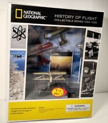 National Geographic History Of Flight Collectible Series 1903-1925 Sealed 2003