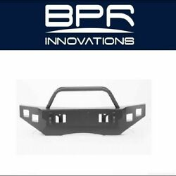 Ranch Hand Front Hd Bumper For 15-18 Ford F-150 Horizon Series Width Black