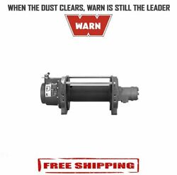 Warn 9000 Lbs 3.0 Cu Anti-clockwise Winch W/o Wire For Ford And Gmc 11-16 - 30279
