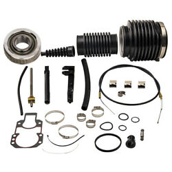 Transom Repair Seal Kit Fit Mercruiser Alpha 1 One Gen 2 Two Shift Cable Bellows