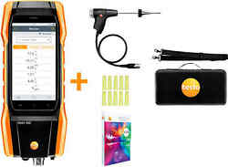 Testo 300 - Residential / Commercial Combustion Analyzer 0564 3002 82